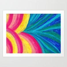 Rise & Shine Art Print