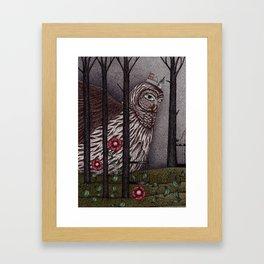 Jorinda and Joringel (1) Framed Art Print