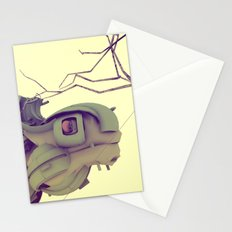 CYBORG CAMALEON Stationery Cards