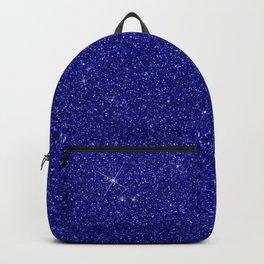C13D Blue Glitter Backpack