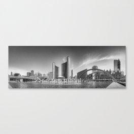 Toronto City Hall Canvas Print