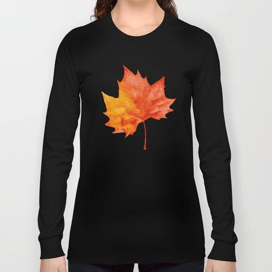 AutumnLeaves Long Sleeve T-shirt