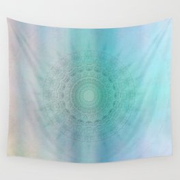 Mandala sensual light Wall Tapestry