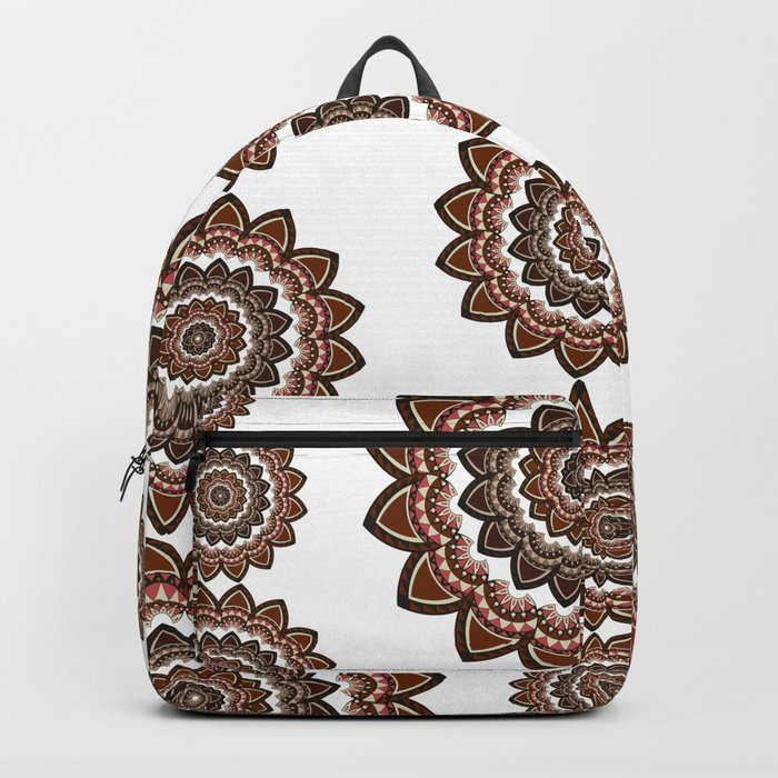Bohemian Pattern 2 Backpack