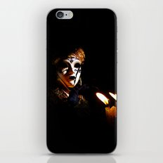 Mask 9 iPhone & iPod Skin