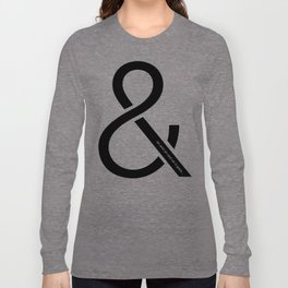 and on and on and on it goes... Long Sleeve T-shirt