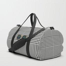 Tartan Duffle Bag