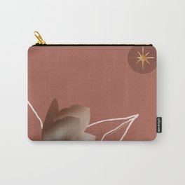 American Desert Southwest Abstract Carry-All Pouch