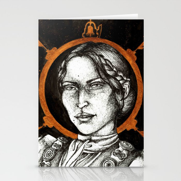 Ladies of Dragon Age: Josephine Stationery Cards