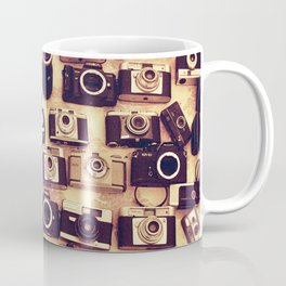 I love analogue photography Coffee Mug