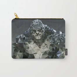 Killer Croc Lowpoly Carry-All Pouch