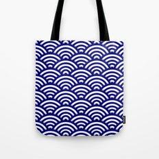 Circle B Tote Bag