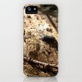 Life Down Low iPhone Case