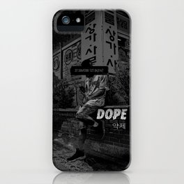 Gangnam Style Dope iPhone Case