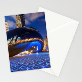 Millennium Park Chicago Stationery Cards