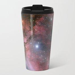 The Carina Nebula, Wolf–Rayet star WR 22 Travel Mug