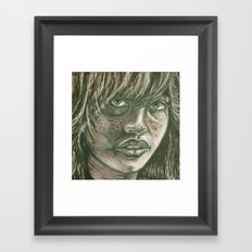 pecas2 Framed Art Print