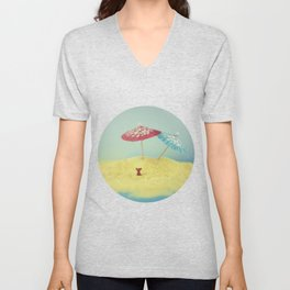 Doggy island Unisex V-Neck