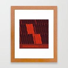 Dam-Funk Framed Art Print