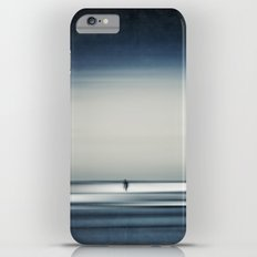 sea + surfer abstract iPhone 6 Plus Slim Case