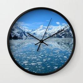 Glacier Bay Wall Clock