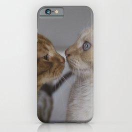 Kissy? iPhone Case