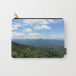Blue Ridge Earth Carry-All Pouch