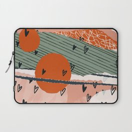 Paper Hearts Laptop Sleeve