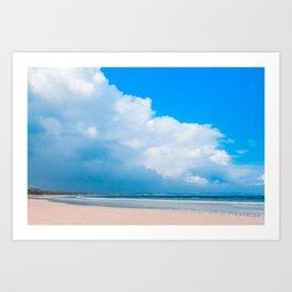 Cape Bridgewater amazing ocean beach in Victoria, Australia Art Print