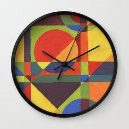Intdes Wall Clock