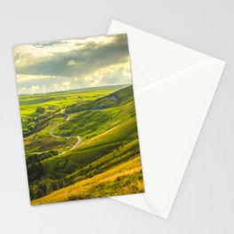 The Hope Valley, Peak District, Derbyshire Stationery Cards