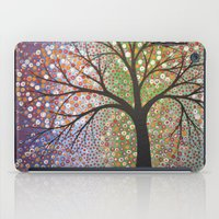 constellations iPad Cases featuring Constellations  by Amy Giacomelli