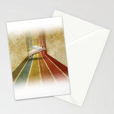 Porco volante  Stationery Cards
