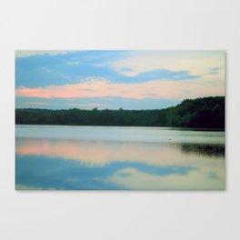 Fresh Pond, Cambridge, MA Canvas Print
