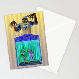 The Puppeteer Stationery Cards