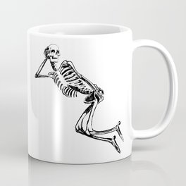 DRAW ME LIKE ONE OF YOUR FRENCH SKELETONS Coffee Mug