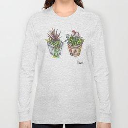 Plants. Long Sleeve T-shirt
