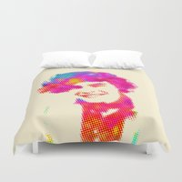 harry Duvet Covers featuring Harry by deff
