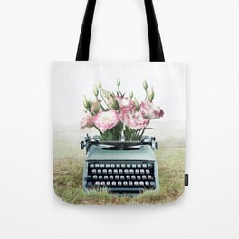 The Poem I Never Wrote II Tote Bag