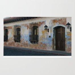 Antigua, Guatemala Street Rug
