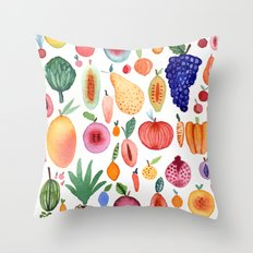 Pick Your Poison Throw Pillow