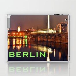 BERLIN NIGHT Laptop & iPad Skin