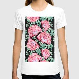 Watercolor Protea T-shirt