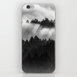 Fog Invasion, San Francisco Bay Area iPhone Skin