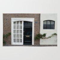 door Area & Throw Rugs featuring Door by Marieken