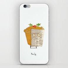 Mince Spy! iPhone & iPod Skin