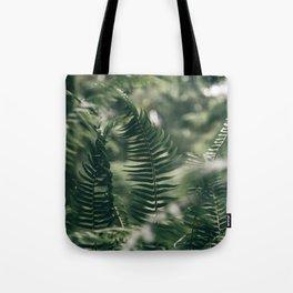 Ferns VIII Tote Bag