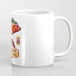 Las Vegas 25th Wedding Anniversary Gift Coffee Mug
