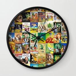 Oz Posters Wall Clock