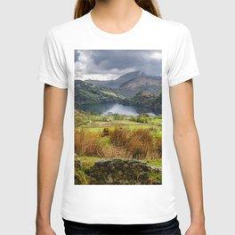 Nant Gwynant Snowdonia T-shirt